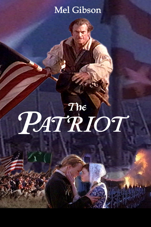 a report on the movie the patriot The popular film the patriot is loosely based on the exploits of several real life  historical figures including a british officer, lt col banstre tarleton and several.